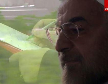 ساخت فیلم انتخاباتی روحانی/سناریونویسی سینمایی- انتخاباتی رئیس جمهور