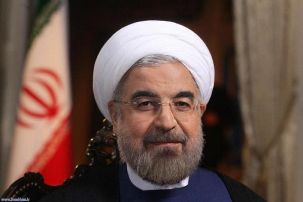 خبر فوری/ لحظاتی پیش حسن روحانی برج میلاد را افتتاح کرد + عکس