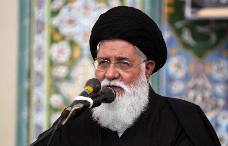 آیت الله علم الهدی : در انتخابات ریاست جمهوری ۹۶ نه از کسی و نه از لیستی حمایت نخواهم کرد.