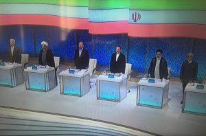متن و حواشی کامل سومین #مناظره انتخابات ریاست جمهوری ۹۶