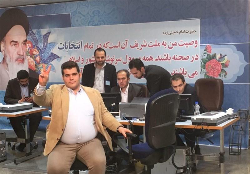 لیدر تراکتورسازی در انتخابات ریاستجمهوری ثبتنام کرد + عکس