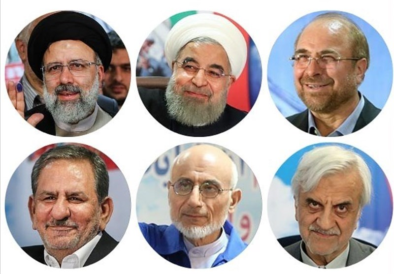 جدول پخش برنامه های تلویزیونی و رادیویی تمام کاندیداهای ریاست جمهوری ۹۶