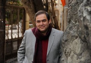 حسین دهباشی سازنده مستند انتخابات روحانی در ۹۲ به #روحانی رای نمیدهد + عکس