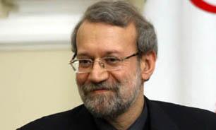 مزاح لاریجانی با یک کاندیدای ریاست جمهوری
