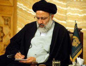 فیلم سوال خبرنگار از #رئیسی: رها کردن تولیت آستان قدس سخت نبود؟