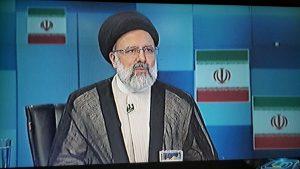 فیلم درخواست جنجالی رئیسی برای برگزاری مناظره بین احمدی نژاد و روحانی