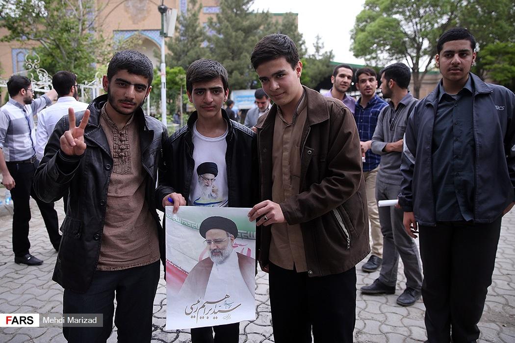 سید ابراهیم #رئیسی : باید کشور و مردم را از وضعیت کنونی نجات داد/ در برابر فساد اغماض نکردهام