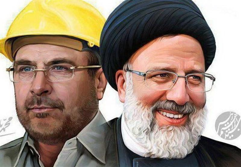 ستادهای محمدباقر قالیباف و سید ابراهیم رئیسی ادغام شدند/ تشکیل ستاد کرامت و کارآمدی