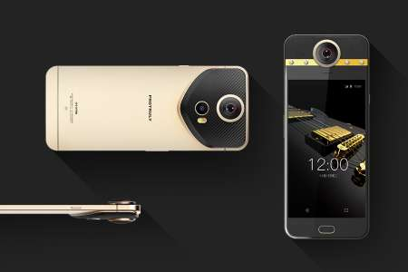 یک گوشی هوشمند دیگر با دوربین ۳۶۰ درجه در راه است