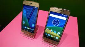 گوشی موتو جی ۵ اس با بدنه فلزی و پردازنده قدرتمند در راه است
