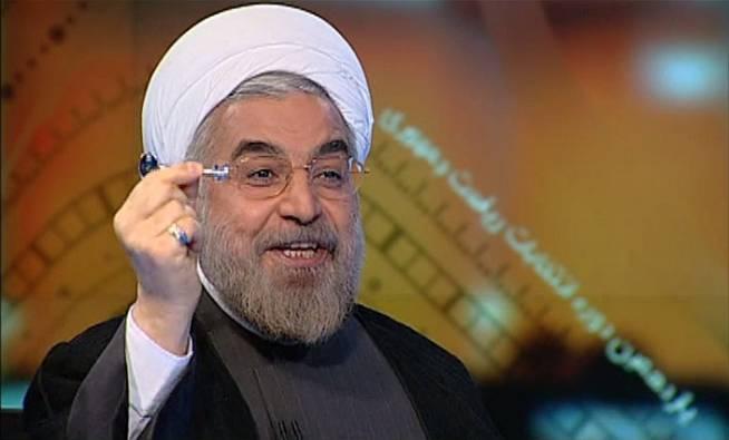 فعالیت های انتخاباتی حسن روحانی رسما آغاز شد
