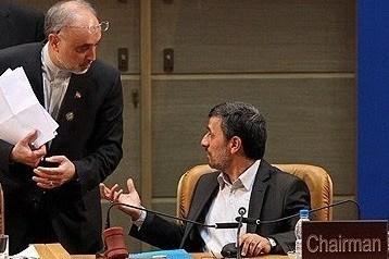 واکنش دکتر صالحی به کاندیداتوری دکتر احمدی نژاد در انتخابات ریاست جمهوری ۹۶