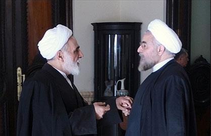 حمایت ناطقنوری از کاندیداتوری حسن روحانی