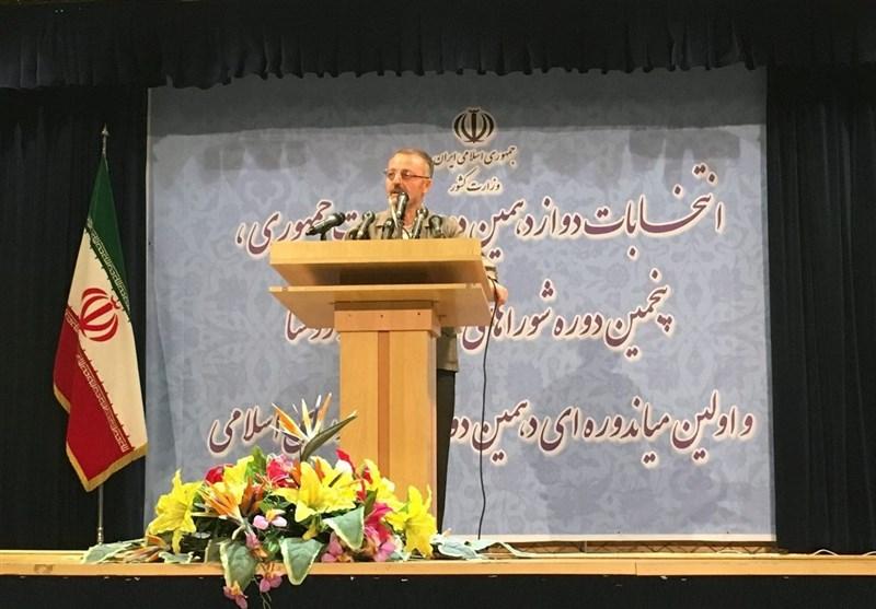 مسعود زریبافان در انتخابات ریاست جمهوری ۹۶ ثبت نام کرد + عکس