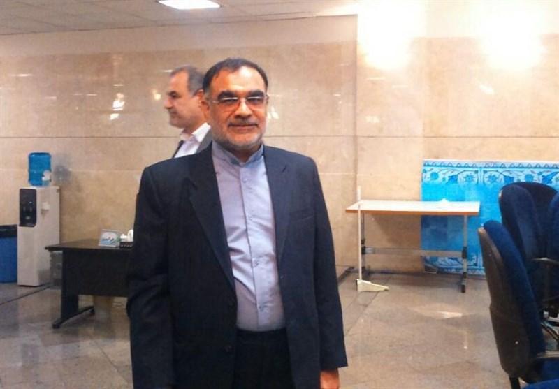یکی از فرماندهان سابق ناجا در انتخابات ثبتنام کرد+ عکس