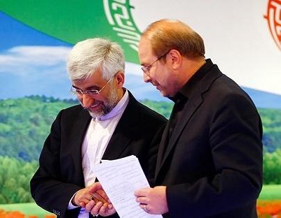 رودررویی بیپرده تیمهای انتخاباتی جلیلی و رئیسی/ قالیباف کنار زده شد؟