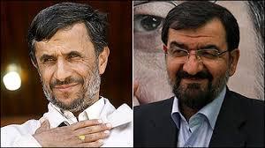 واکنش محسن رضایی به کاندیداتوری احمدی نژاد در انتخابات ریاست جمهوری ۹۶