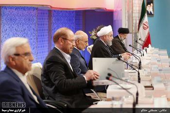 تحلیل مناظره سوم / اتهامات دولتیها علیه #رئیسی و #قالیباف زیادی نامربوط بود/ مردم در مناظره سوم کارنامه خالی روحانی را بیشتر از گذشته دیدند