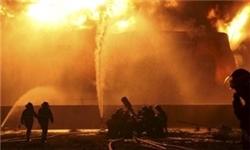 فوران و آتش چاه ۱۴۷میدان نفتی رگسفید مهار شد